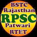 Rajasthan_RPSC_RTET_BSTC_GK icon