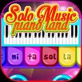 Magic Solo Music Piano Land School Games Mod