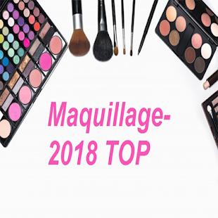 maquillage 2018 Tutoriel - náhled