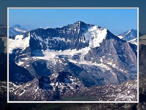 Photo: Du sommet du Mont Pourri