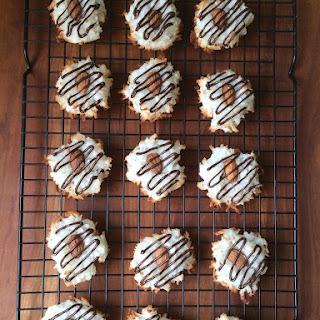 Almond Joy Coconut Macaroons