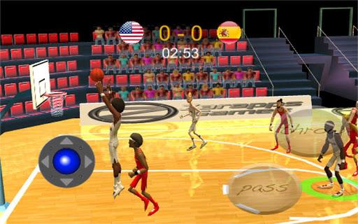 バスケットボールの世界 リオ2016 オリンピック