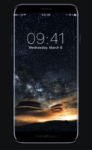 Wallpapers 4K for Iphone 8, HD Lock Screen 1.0.1 screenshots 3