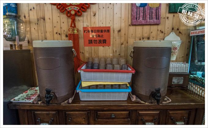 東鼎牛肉麵紅茶免費請物浪費