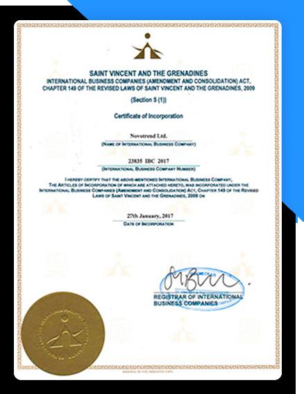 Обзор CFD-брокера Novotrend: честные отзывы о компании