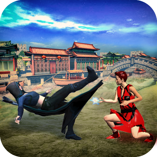 Women Kung Fu Fighting: Top Girls Wrestling Games file APK for Gaming PC/PS3/PS4 Smart TV