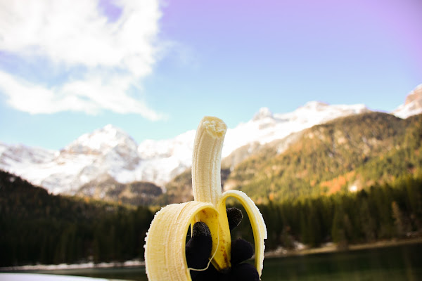 Banana di Montagna di neuropape