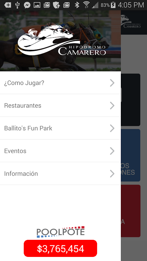 Hipódromo Camarero- screenshot