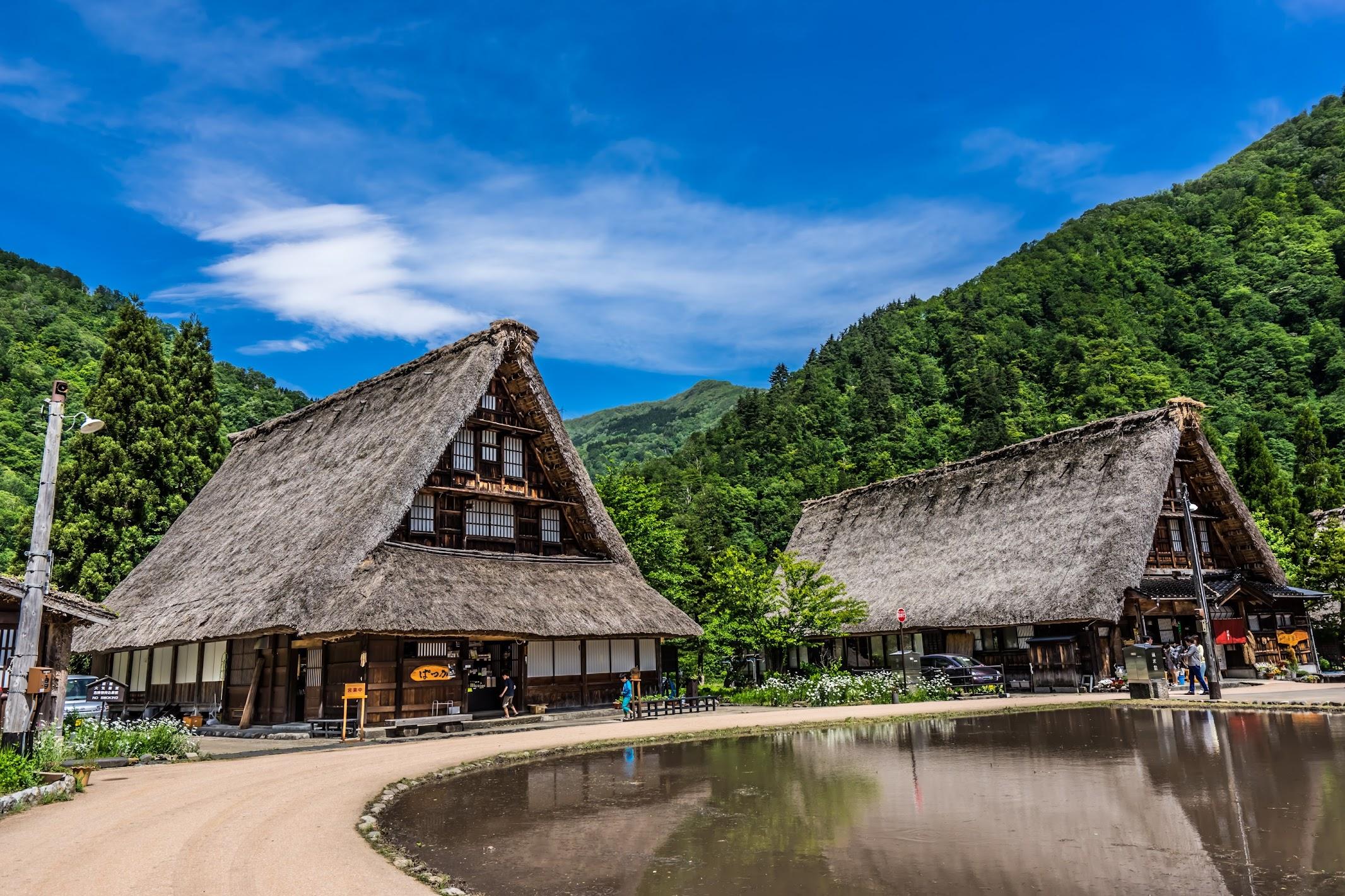 Gokayama Suganuma Gassho-zukuri Village4