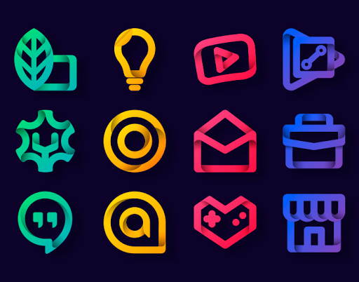 Linebox - Icon Pack 1.0.8 screenshots 2