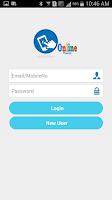 Screenshot of onlinepayment