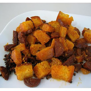 Chorizo And Potatoes