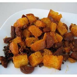Chorizo And Potatoes.