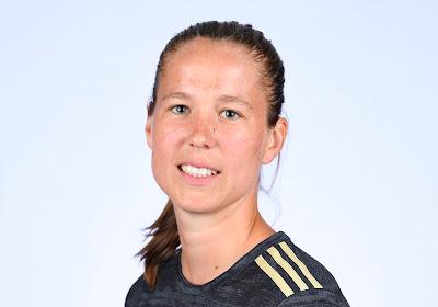 """Lenie Onzia legt overstap van Gent naar Leuven uit: """"Sportief plan sprak me aan"""" en """"Soort mentor op het veld zijn"""""""