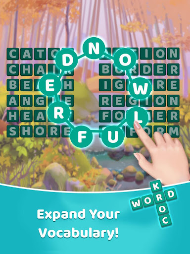Crocword: Crossword Puzzle Game android2mod screenshots 17