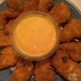 Amy's Zesty Dipping Sauce.
