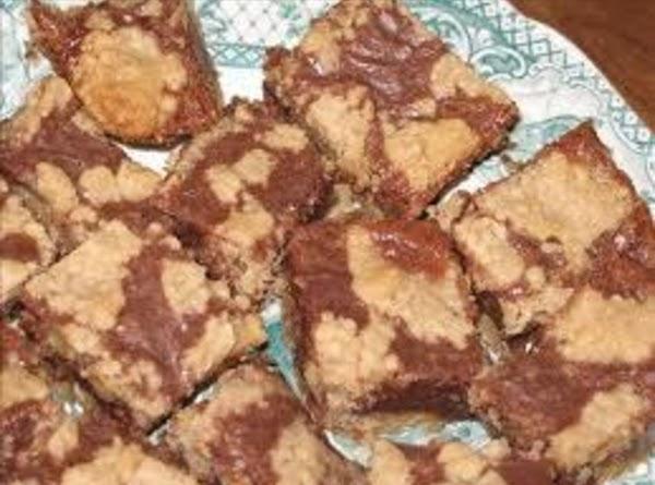 Oatmeal Fudge Bars Recipe