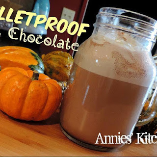 Bulletproof Hot Chocolate.