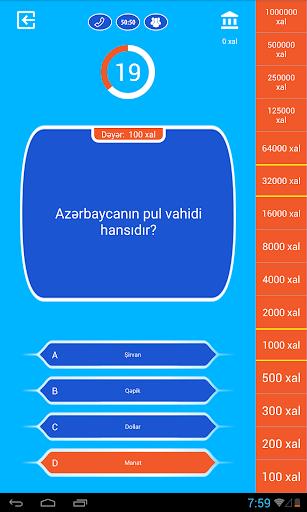 Milyonçu 2017-Azerbaijani game screenshot 12