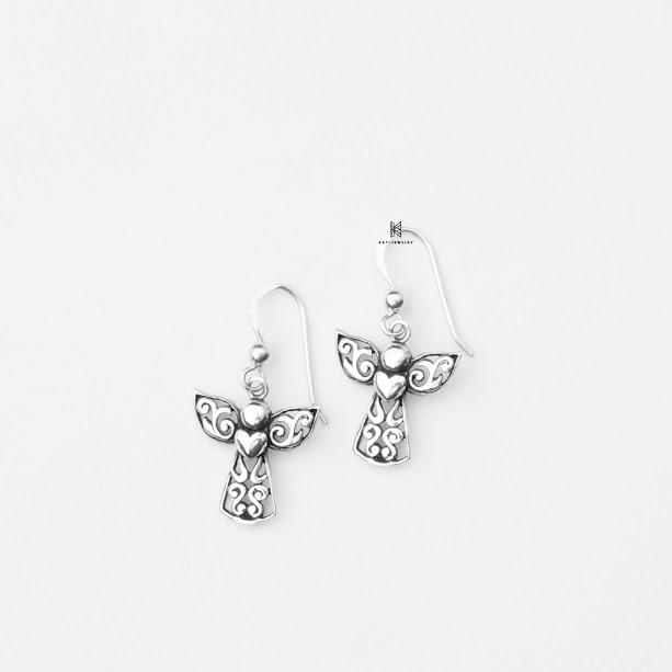 Bông tai angel drop