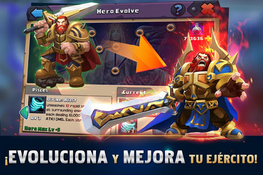Clash of Lords 2: Espau00f1ol apktram screenshots 9