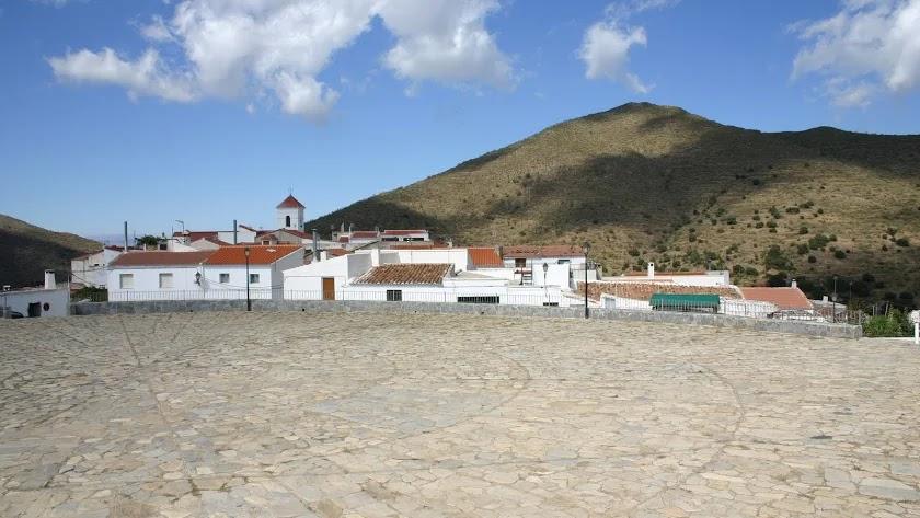 Alcudia de Monteagud, pueblo de Los Filabres.