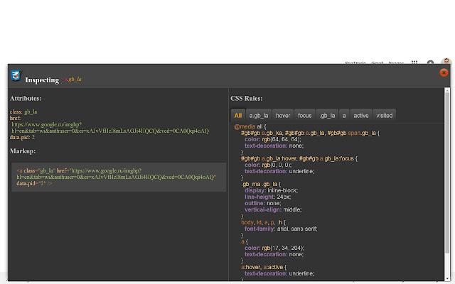 CSS Picker (beta)