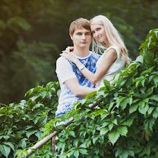 Wedding photographer Oleg Bespalov (Aledgan). Photo of 21.10.2014