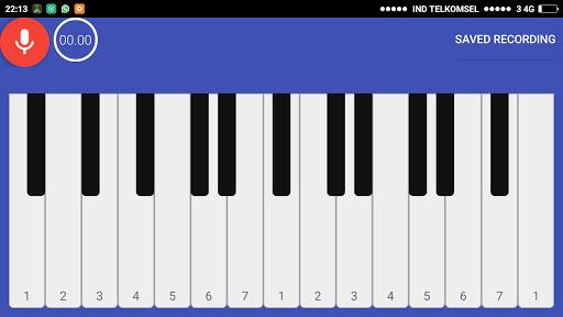Pianika 1.5 screenshots 1