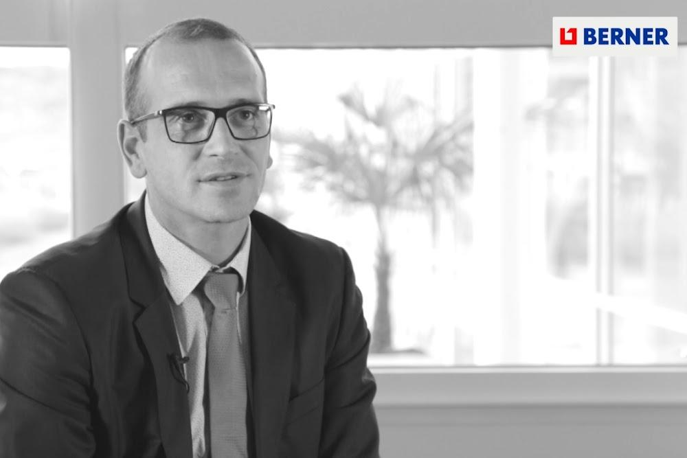 Gaël, Directeur régional des ventes