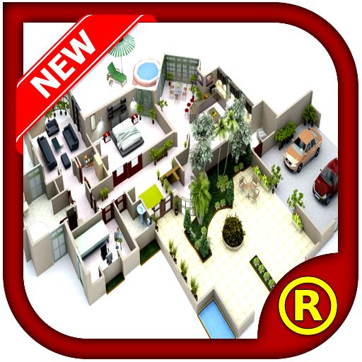 Home Design 3D 遊戲 App LOGO-硬是要APP