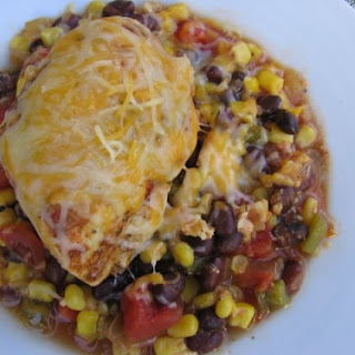 Skinny & Delicious Southwestern Slow Cooker Chicken