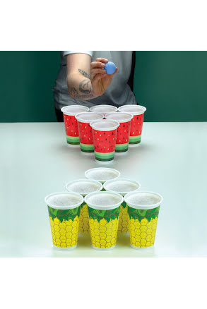 Spel, tropical pong
