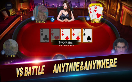 JYou Poker -  Texas Holdem android2mod screenshots 1