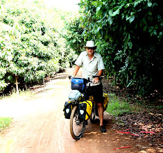 Photo: Day 335 - On a Small Track on the Way in to Chiang Mai