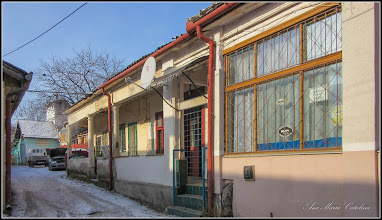 Photo: Str. Dr. Ioan Rațiu, Nr.69 - din sec. XIX in stil neoclasic , detaliu - 2017.01.09