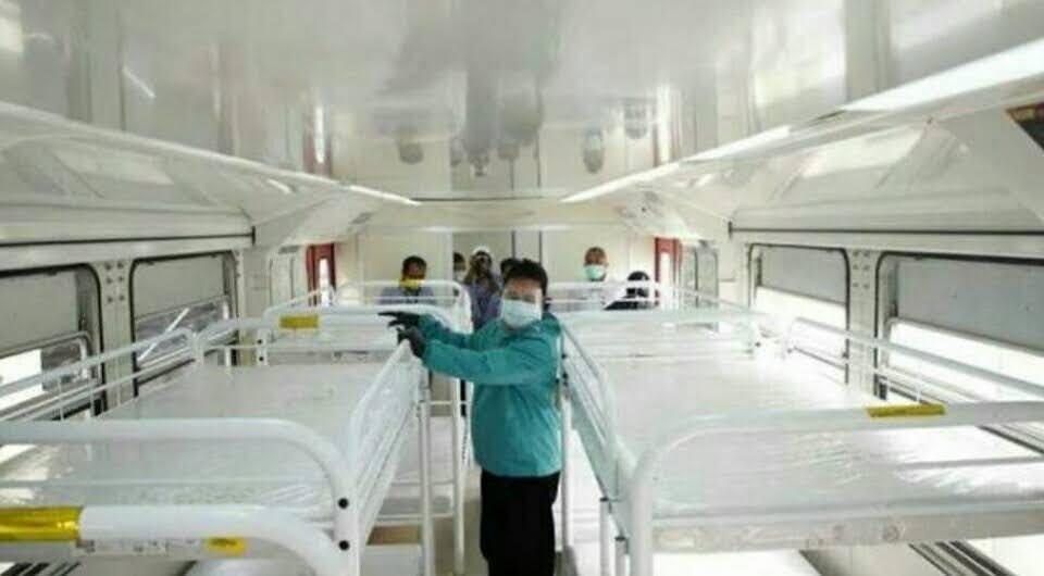 Tingkat Kematian Maupun Aktif Covid-19 Kota Madiun Diatas Rata – Rata Nasional, Walikota Siapkan Gerbong.