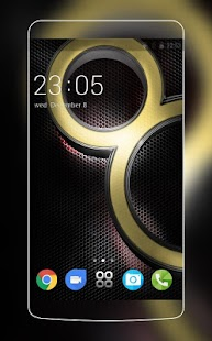 Theme for Lenovo k8 Note HD: Wallpaper & Icon Pack - náhled
