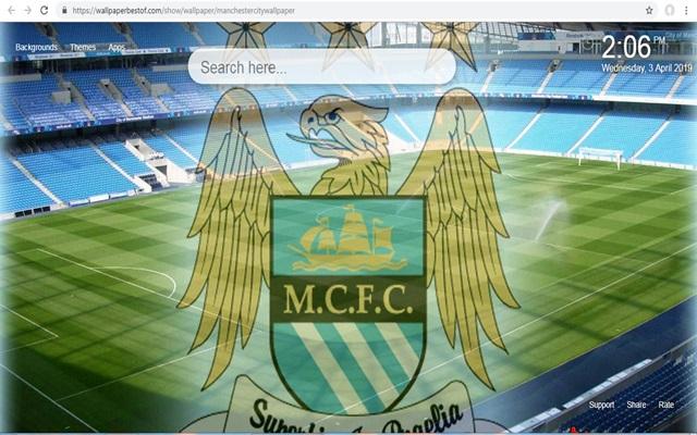 Manchester City Wallpaper