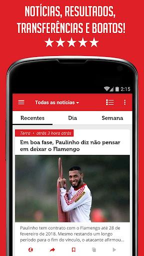 Últimas notícias do Flamengo