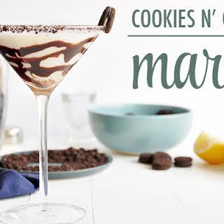 Cookies n' Cream Martini.