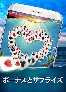 マジックソリティア: カードゲームのおすすめ画像4