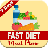 7 DAYS FAST DIET MEAL PLAN