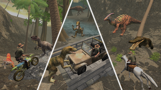 Dinosaur Safari: Online Evolution filehippodl screenshot 3