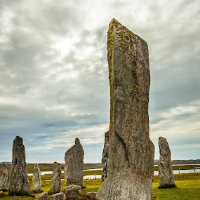The Standing Stones of Lewis by Nathan Robertson - Buildings & Architecture Statues & Monuments ( religious, abandon, historical, scenic, landscape )
