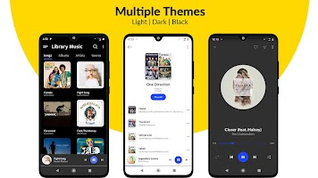 Music Player - Audio Player & MP3 Player