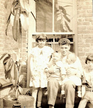 Photo: Muriel, Stanley, Harry, Helene, and Mildred Tulman