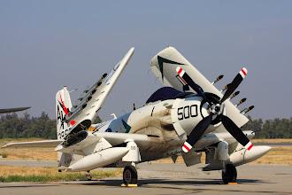 Photo: Douglas AD-4NA Skyraider