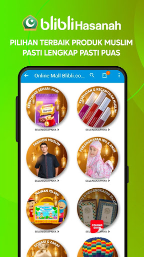 Blibli - Online Mall screenshot 10
