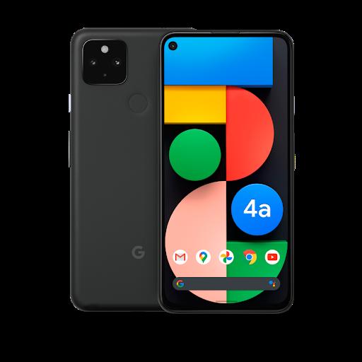 Pixel 4a mit 5G